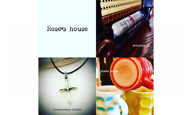 Rose's house